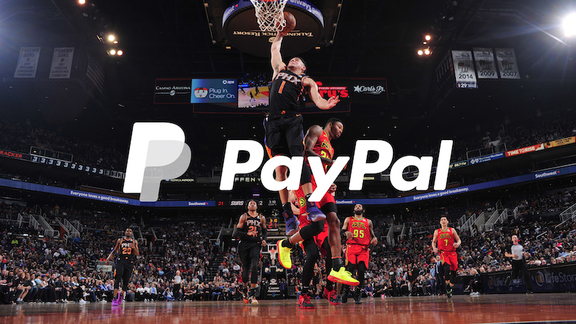 Suns vs. Hawks PayPal Highlights 2018-19