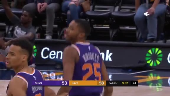 Young Suns Team Up for 3