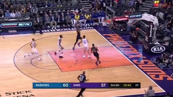 Jackson Aggressive on Both Ends of the Floor