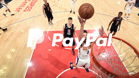 Suns vs. Clippers PayPal Highlights 2018-19