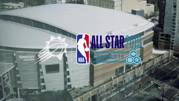 The Stage is Set for the 2019 NBA All-Star Weekend
