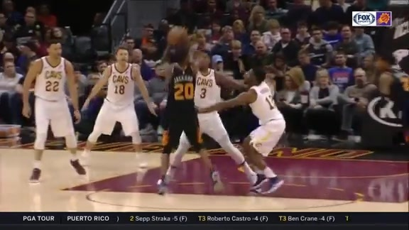TC's Top 5 2018-19: Suns at Cavaliers