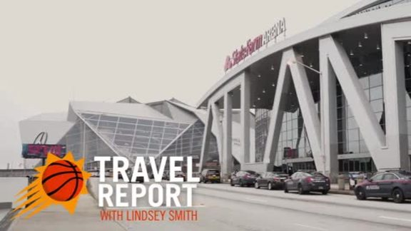 Suns Travel Report: February 23, 2019 vs. Hawks