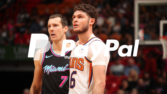 Suns vs. Heat PayPal Highlights 2018-19