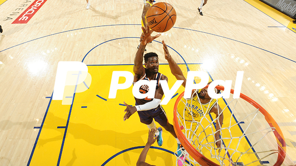 Suns vs. Warriors PayPal Highlights 2018-19