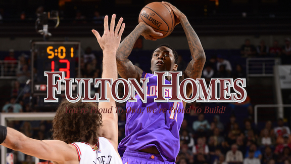 Fulton Homes Three-Point Zone 2018-19: Up to 720