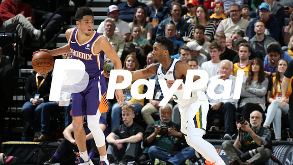 Suns vs. Jazz PayPal Highlights 2018-19