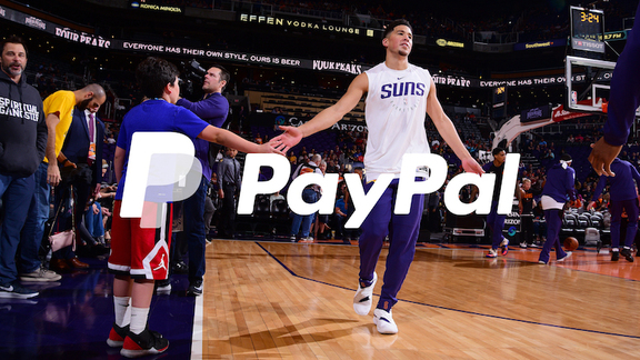 Suns vs. Wizards PayPal Highlights 2018-19