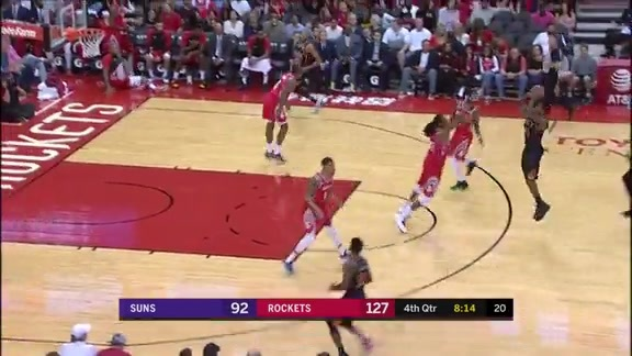 Jamal Crawford From the Top of the Key
