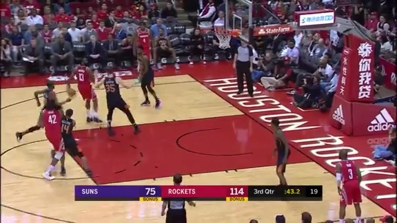 4/07/19 Dragan Bender vs Rockets Highlights