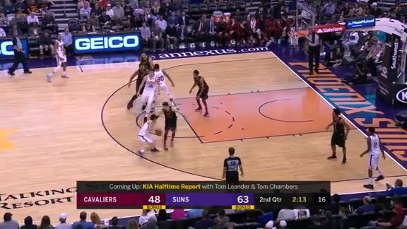 4/01/19 Dragan Bender vs Cavaliers Highlights