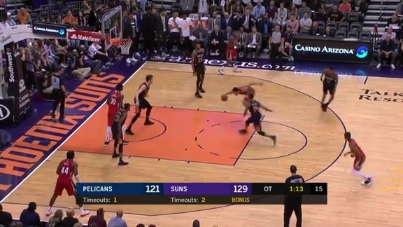 4/05/19 Dragan Bender vs Pelicans Highlights