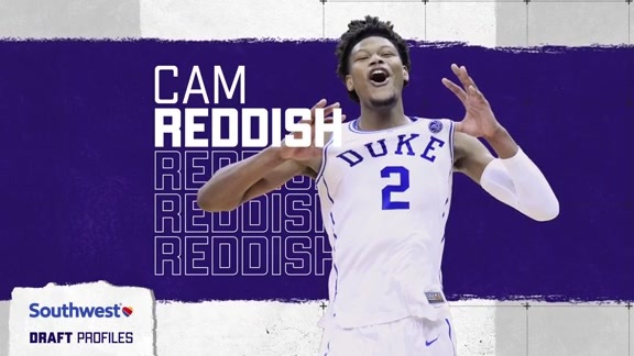 Draft Profile 2019 | Cam Reddish