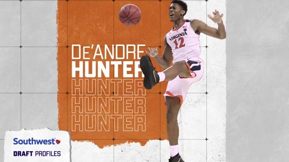 Draft Profile 2019 | De'Andre Hunter