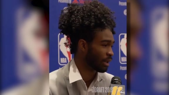 2019 NBA Draft Prospect | Coby White