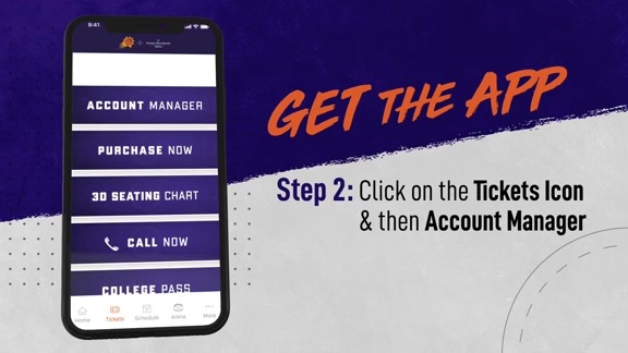 Suns Mobile: Get The Suns App
