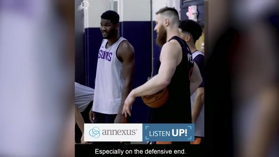 Annexus Listen Up: Baynes on Ayton