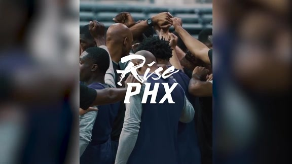 Training Camp 2019 | Rise PHX