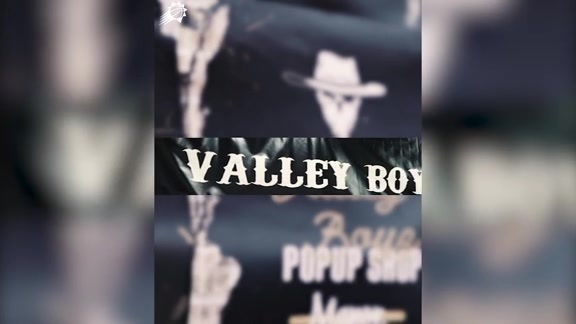 Valley Boyz | Pop-up Shop
