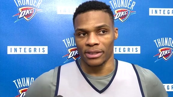 Thunder Talk: Russell Westbrook - 1/19
