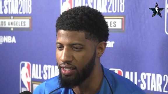 PG on 3-Point Contest