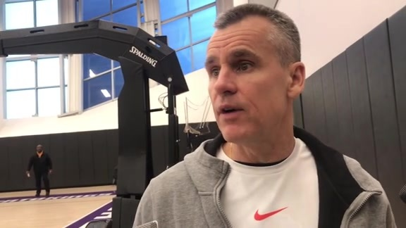 Thunder Talk: Coach Donovan - 2/23