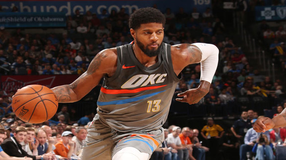 Paul George Highlights vs. Clippers - 3/16