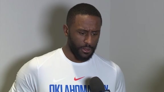 1-on-1: Patrick Patterson - Game 1