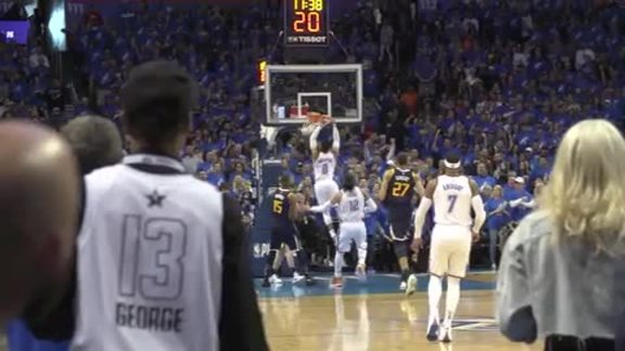 Watch: Thunder Takes Game 1