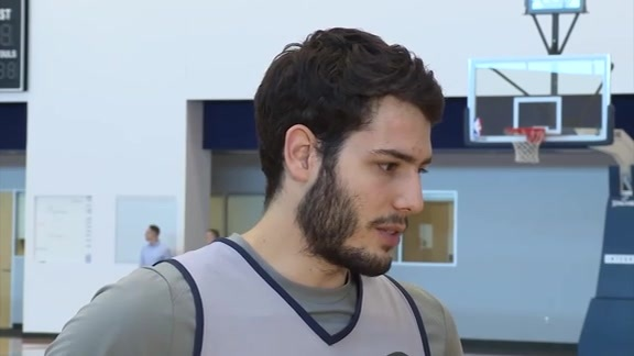 1-on-1: Alex Abrines - 4/18
