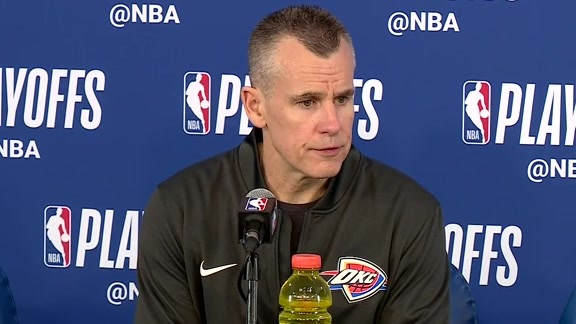 At the Podium: Game 2 vs. Jazz