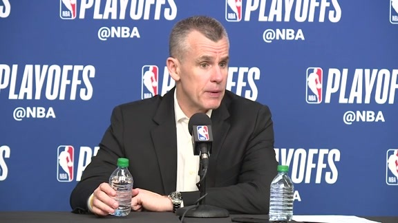 At the Podium: Game 3 at Jazz