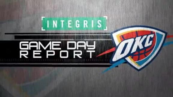 INTEGRIS Game Day Preview: Game 5 vs. Jazz