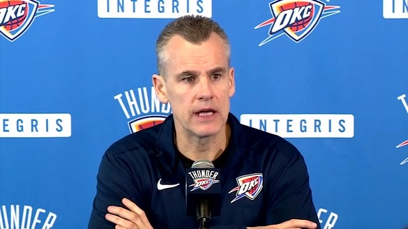 End of Season: Billy Donovan