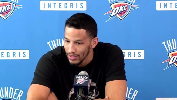 End of Season: Andre Roberson