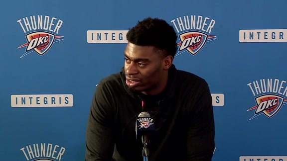 End of Season: Dakari Johnson