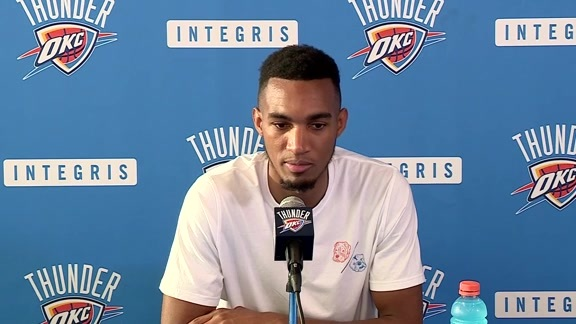 End of Season: Terrance Ferguson