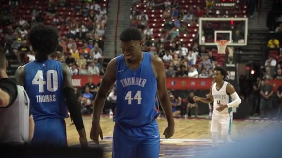 Summer League: Dakari Johnson