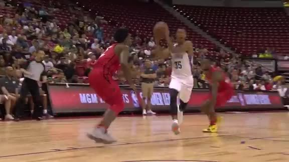 Summer League Highlights: Thunder vs. Raptors - 7/9/2018