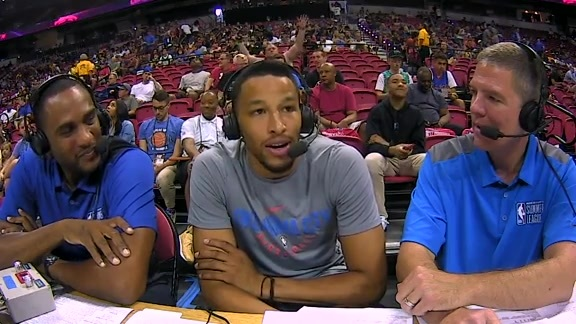 Catching Up With Andre Roberson - 7/9