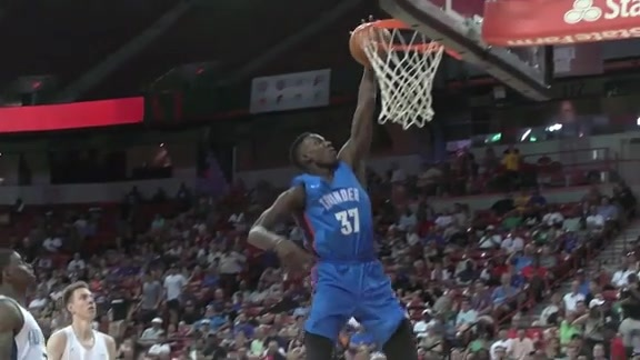 Summer League: Kevin Hervey