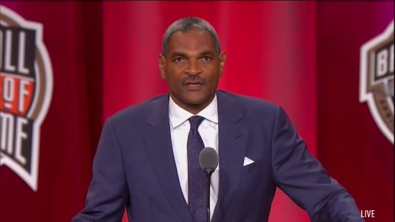 Maurice Cheeks Hall of Fame Speech