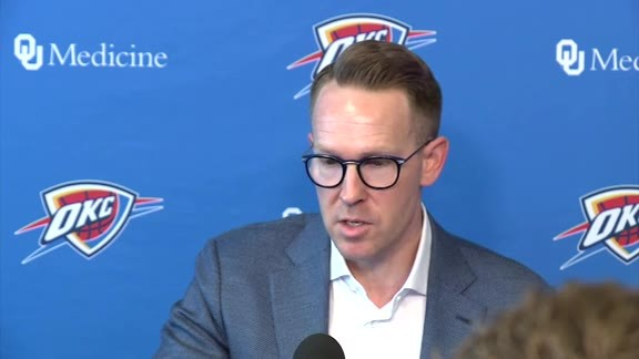 Presti Recap: Starting Power Forward