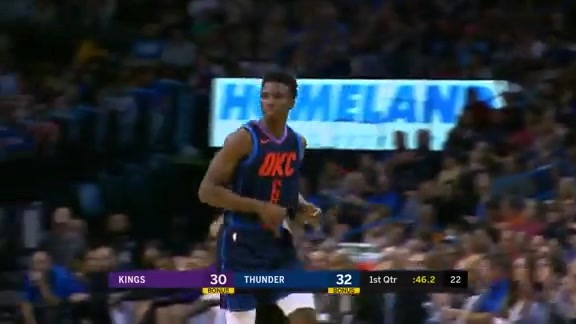 Highlights: Hamidou Diallo - 10/21