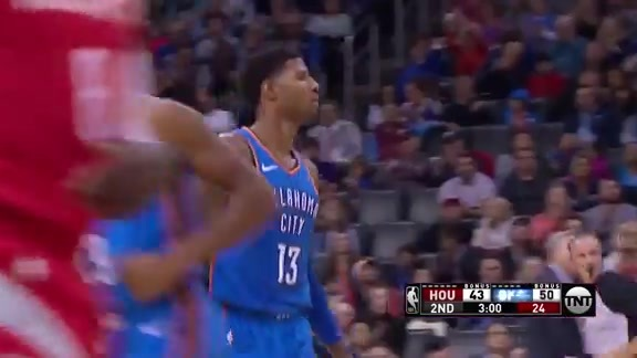 Highlights: Paul George - 11/8