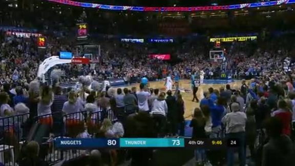 Highlights: Thunder vs. Nuggets - 11/24/18