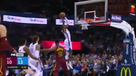 Highlights: Thunder vs. Cavaliers - 11/28/18