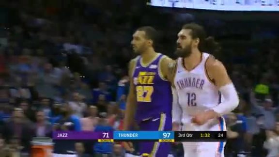 Highlights: Thunder vs. Jazz - 12/10/18