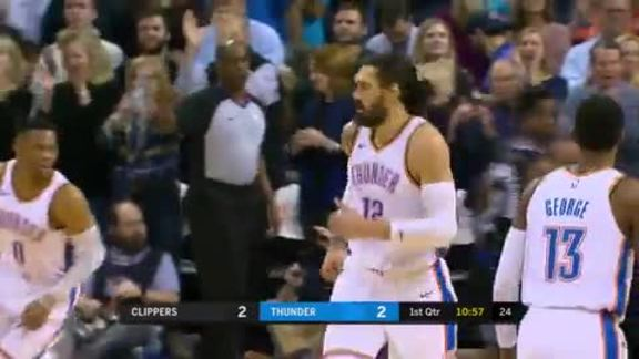 Highlights: Thunder vs. Clippers - 12/15/18