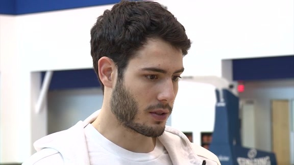 1-on-1: Alex Abrines - 12/17